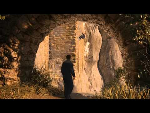 Uncharted 4 Walkthrough - Chapter 06: Once a Thief... (1/2)