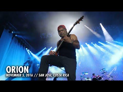 Metallica: Orion (MetOnTour - San José, Costa Rica - 2016)