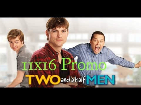Two and a Half Men 11.16 Preview