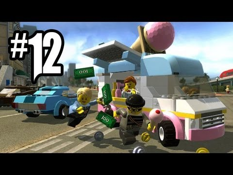 wiiu - LEGO City Undercover Gameplay Walkthrough Part 1 includes the Intro and Chapter 1 of the Campaign for Wii U. This Lego City Gameplay Walkthrough will also in...