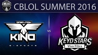 Kino vs Keyd, game 1