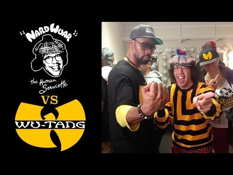 Wu Tang Clan interview by Nardwuar | Video