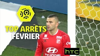 Video Top arrêts Ligue 1 - Février 2016/2017 MP3, 3GP, MP4, WEBM, AVI, FLV Mei 2017