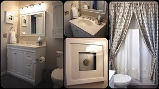 Small Bathroom Makeover Tour