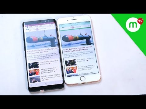 So sánh chi tiết trải nghiệm Samsung Note 8 vs iPhone 7 Plus ? Đầu 2019 có nên mua ?? - Thời lượng: 11 phút.