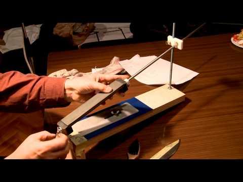 Устройство для заточки с магнитным фиксатором