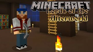 Minecraft | Lords of the Afterworld | #2 NO WHERE IS SAFE