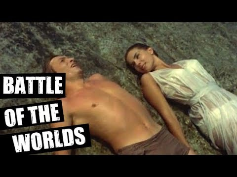 BATTLE OF THE WORLDS // Full Sci-Fi Movie // Claude Rains & Umberto Orsini // English // HD // 720p