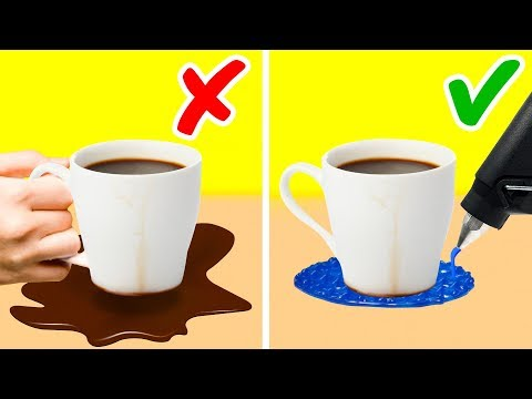 22 QUICK HACKS THAT CAN MAKE YOUR LIFE BETTER (видео)