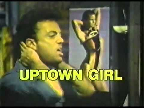 1985 Billy Joel Greatest Hits Commercial