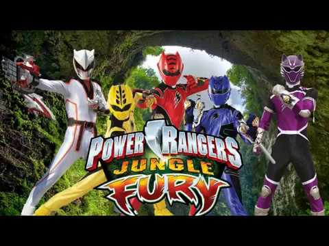 Power Ranger Jungle Fury  Theme (The FestEvil Extended Mix) (видео)