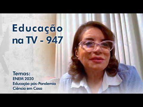 ENEM 2020 | Educação pós-Pandemia | Ciência em Casa