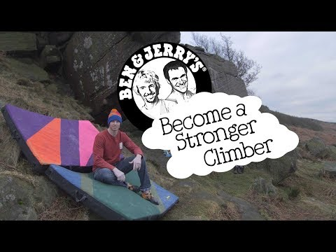 Become a Stronger Climber! with Ben Moon and Jerry Moffat