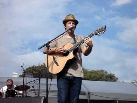 make it mine - Jason Mraz 23-03-08 @ Point Nepean.