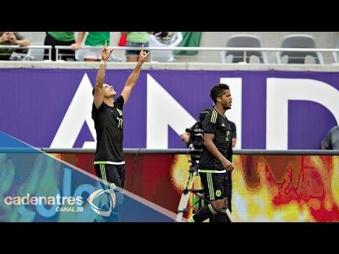 La selección mexicana no brilla, empata 2-2 ante Costa Rica