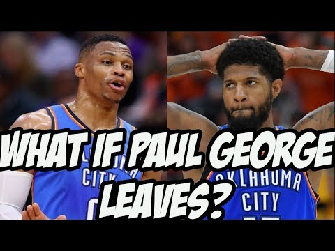 What is The Future of The OKC Thunder? Paul George Gone?
