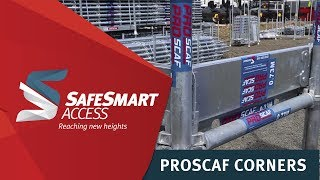 5 Ways to do Proscaf Corners | SafeSmart