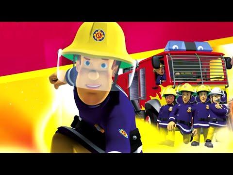 Fireman Sam ⭐️ Fireman Sam's Big Movie! ⭐️ Set for Action 🎬 Fireman Sam Movie
