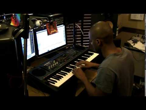 image for Django Unchained Piano Freestyle Beat Video