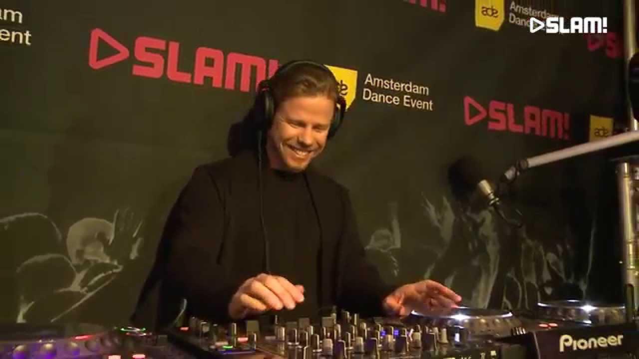 Ferry Corsten - Live @ SLAM! MixMaraton ADE 2015