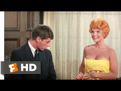 How to Succeed in Business Without Really Trying (1967) - Rosemary Scene (8/10) | Movieclips