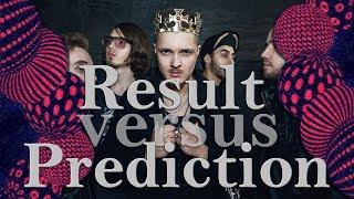 Video Eurovision 2017: Results vs Prediction MP3, 3GP, MP4, WEBM, AVI, FLV Juli 2018