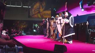 Gamescom 2014 Blizzard Costume Contest Part 2