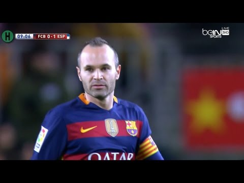 Summary Barcelona Vs Espanyol 4-1 King Of Spain Cup 06/01/2016 HD