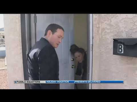 News 5 Investigates confronts squatters who invaded Pueblo woman's home