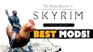 Skyrim: Special Edition BEST Console Mods - The Know Game News