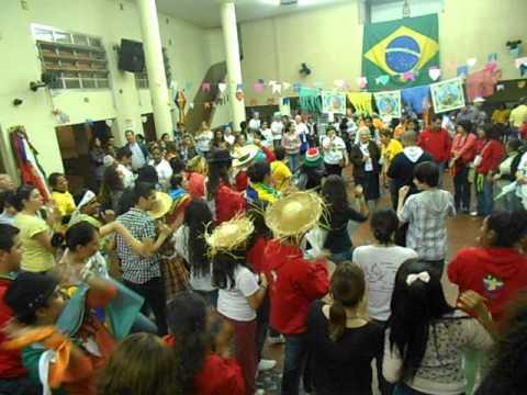 DSCN1854 FESTA JULINA: NªSRª LORETO E NªSRª FÁTIMA 2013 JMJ