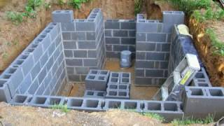 Diaporama - How to Build an Underground Root Cellar