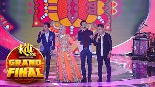 Video Joko, Janwar & Bima Belajar lagu India Sama Umi Elvi [SAWAN KAMAHINA] - Grand Final KDI (2/10) MP3, 3GP, MP4, WEBM, AVI, FLV Januari 2019