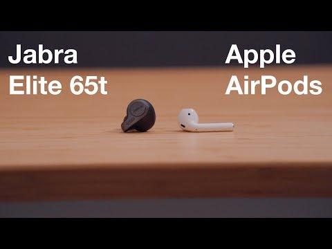 Best AirPods Alternative? Jabra Elite 65t vs Apple AirPods