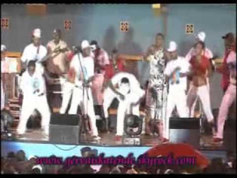 Koffi Olomide a Rwanda