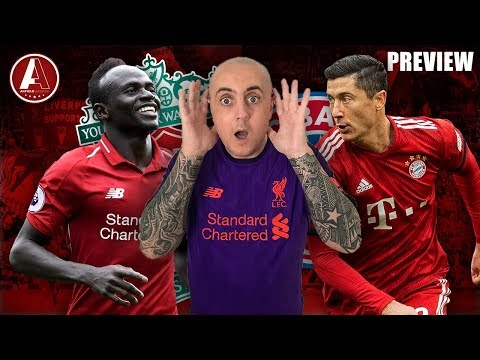 LIVERPOOL VS BAYERN MUNICH PREVIEW | LFC News & Chat