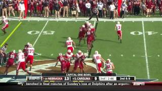 Melvin Ingram vs Nebraska