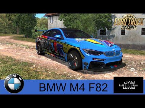 ETS2 Bmw M4 V4 by KadirYagiz 1.36
