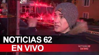 Destructivo incendio en Tustin – Noticias 62 - Thumbnail