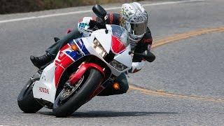 10. 2014 Honda CBR 600RR HD show