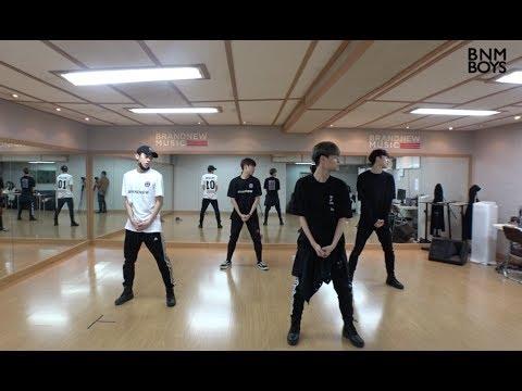 BNM BOYS – 'Hollywood' DANCE PRACTICE VIDEO
