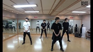 Video BNM BOYS – 'Hollywood' DANCE PRACTICE VIDEO MP3, 3GP, MP4, WEBM, AVI, FLV Januari 2018