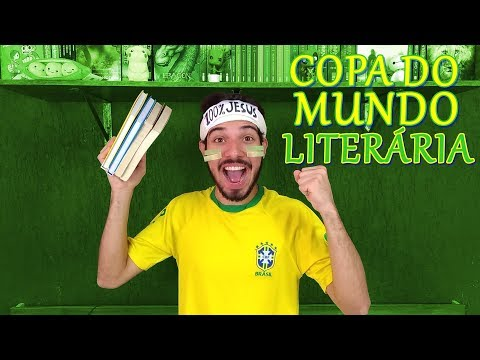 COPA DO MUNDO LITERÁRIA | Book Tag | O Refúgio