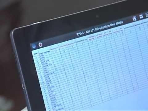 Kadir Has Üniversitesi – Vodafone Mobil Ders