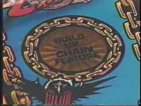 Judge Dredd Pinball Promo Video