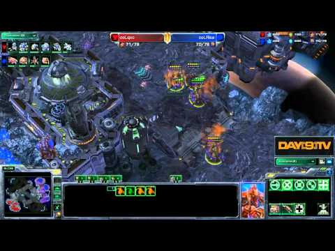 Day[9] Daily #511 P2 - QXC using mines in HotS!