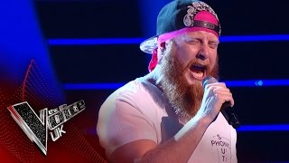 Video Carter performs 'I Don't Want To Miss A Thing': Blind Auditions 2 | The Voice UK 2017 MP3, 3GP, MP4, WEBM, AVI, FLV Maret 2018