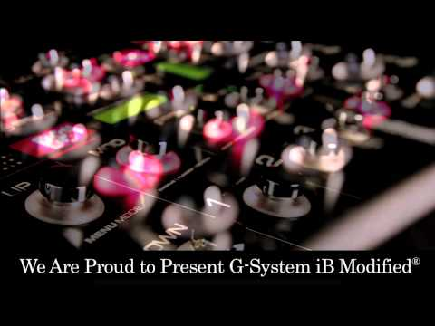 TC Electronic presents: G-System iB Modified