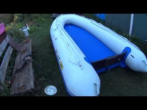 лодка солар 380 нднд характеристики
