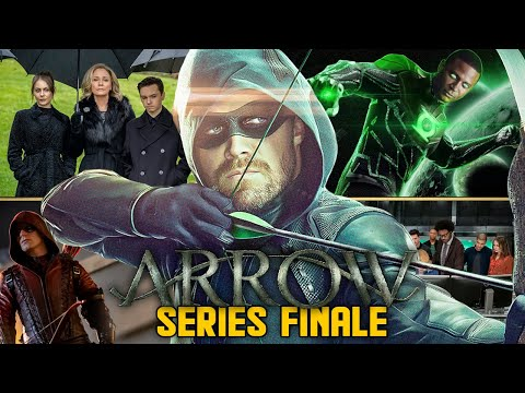 Arrow Sticks the Landing! Season 8 Episode 10 Series Finale Review